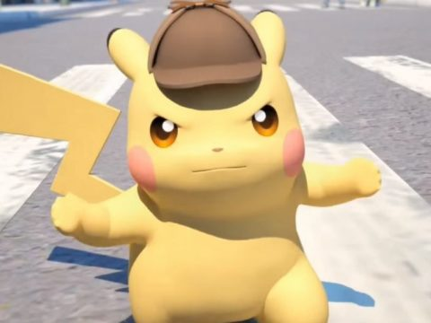 Detective Pikachu Photos Offer a Glimpse of the Film's Set