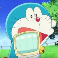Next Doraemon Anime Film's Promo Jams Its Theme Song