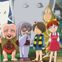 Gegege no Kitaro Anime Has 50th Anniversary Project in the Works