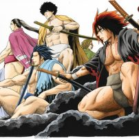 Sumo Manga Hinomaru Zumo Gets TV Anime Adaptation