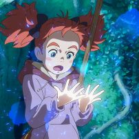 Mary and the Witch's Flower Dub Lands on Netflix