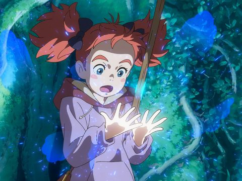 Mary and The Witch's Flower Anime Film Shows Off Its Opening