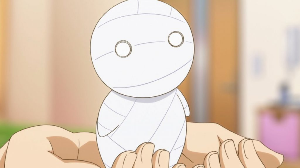 Get Wrapped Up in How to keep a mummy Anime's Cuteness