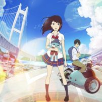 Napping Princess Anime Film Lives the Dream on Home Video