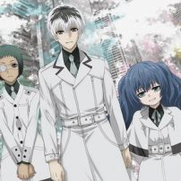 Tokyo Ghoul Creator Illustrates New Single Cover
