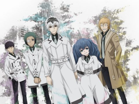 Tokyo Ghoul:re Anime Adds Two More Cast Members