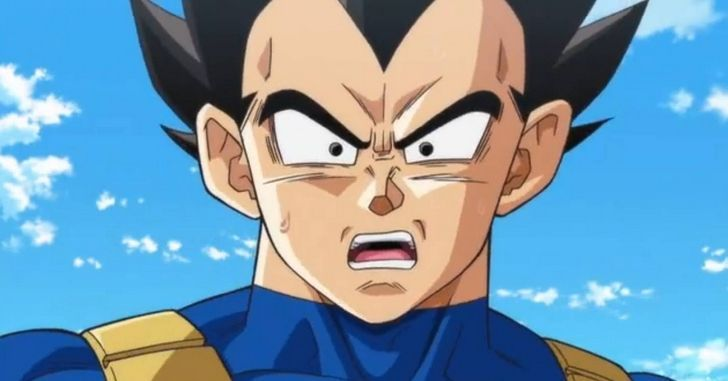 Vegeta: one of anime's greatest rivals