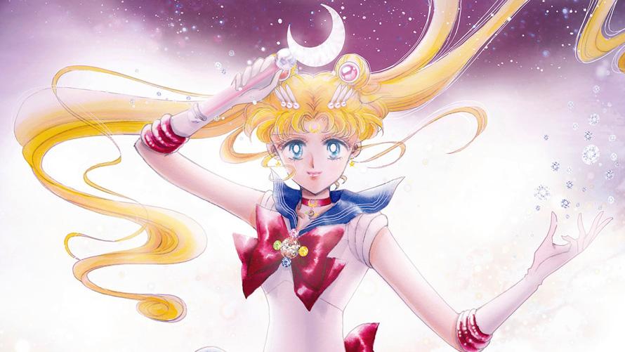 [Review] Pretty Guardian Sailor Moon Eternal Edition Vol. 1
