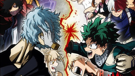 My Hero Academia Season 3 Gets New Visual Ahead of April Premiere