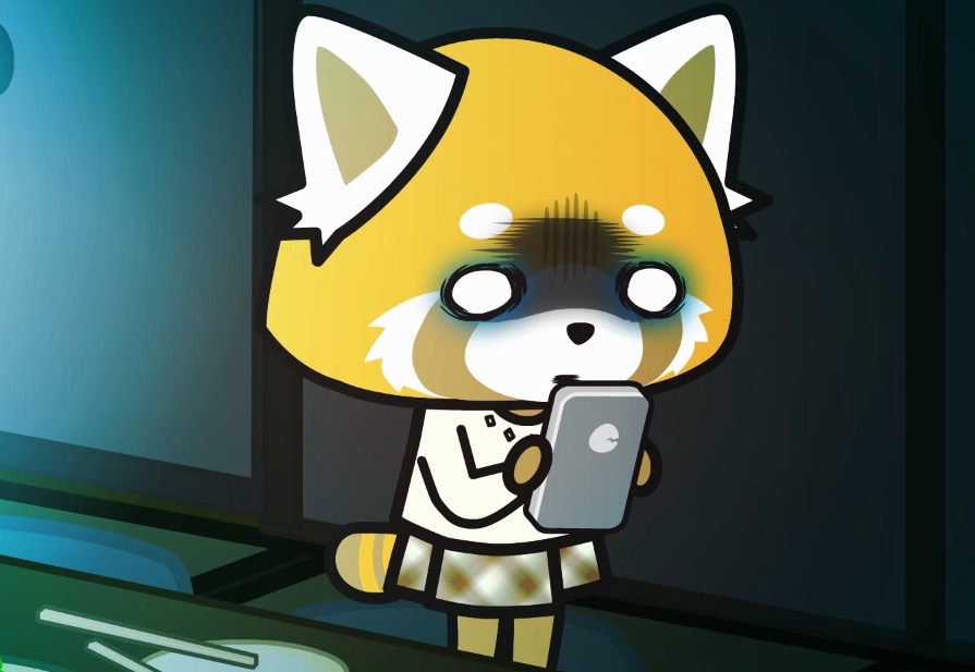 Aggretsuko Anime Shares Preview Ahead of Netflix Debut