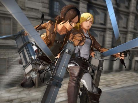 Attack on Titan 2 Preview Dives into Multiplayer