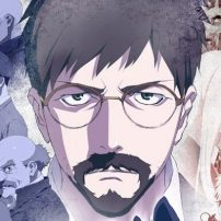 Netflix Original Anime B: The Beginning Gets New Key Visual