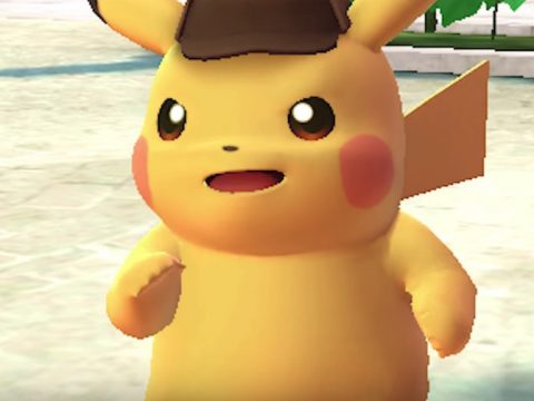 Pikachu Speaks Up in Detective Pikachu Game Trailer