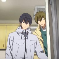 Free! Take Your Marks Anime Film Previewed with Subs
