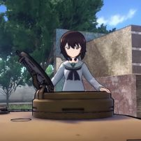 Girls und Panzer Game Rolls in with Subtitled Footage