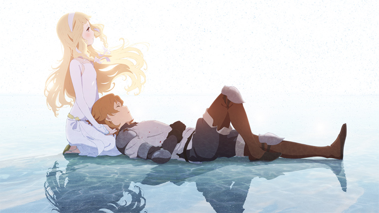 Mari Okada's Directorial Debut Maquia Has Weak Opening Weekend