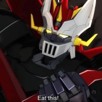 Mazinger Z: INFINITY Anime Film – See an Exclusive Preview!