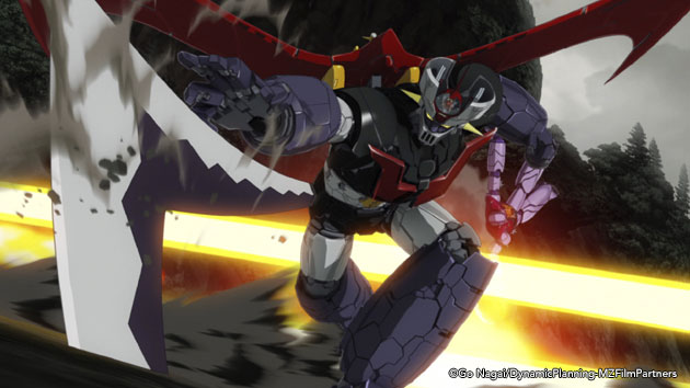 Mazinger Z: INFINITY Anime Film Blasts Its Way to Theaters This Weekend!