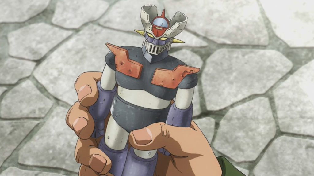 Mazinger Z: INFINITY Celebrates Go Nagai's Work in Style [Review]