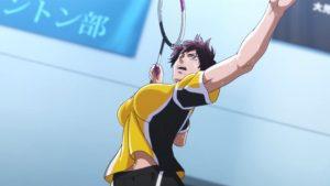 One Of The Big Sports Anime On Way This Summer Season Is Hanebado A Badminton Series Based Manga By Kosuke Hamada Japanese TV Schedule Has