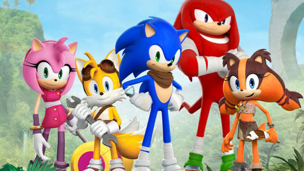 Hollywood Sonic the Hedgehog Film Release Date Announced