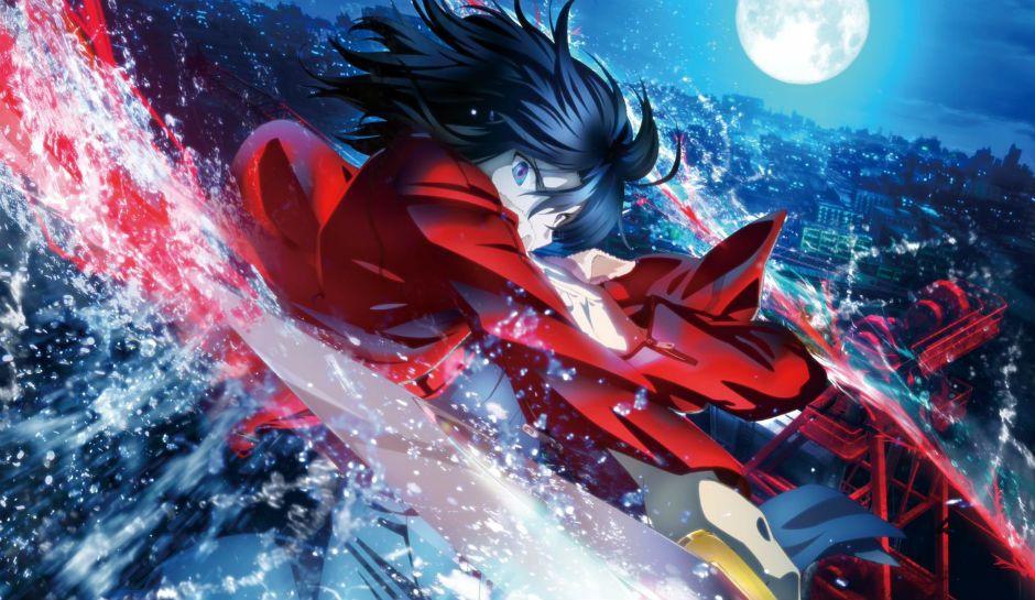 Crunchyroll Streams Type-Moon's The Garden of Sinners Anime Films
