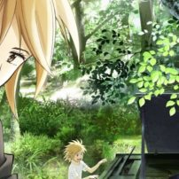 The Piano Forest TV Anime Set for April 8
