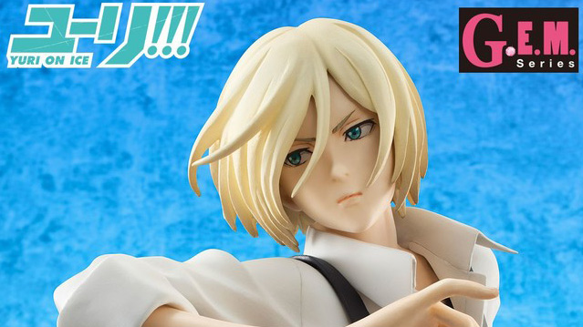 New Yuri on Ice Figure Based on Series Opening Revealed