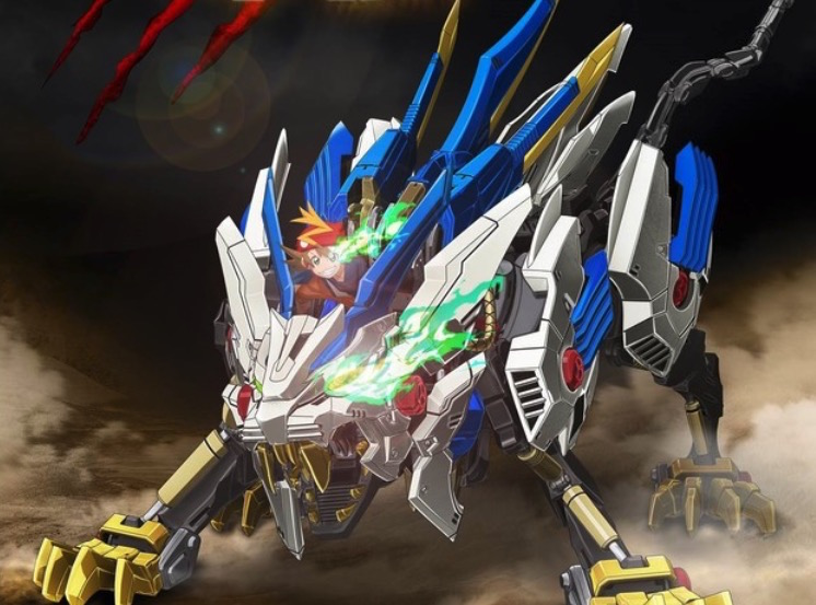 Zoids Wild TV Anime Announced for Summer