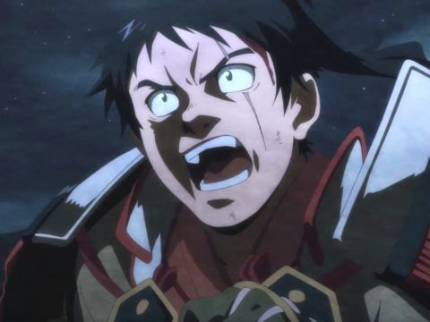 History Comes Alive in Angolmois TV Anime