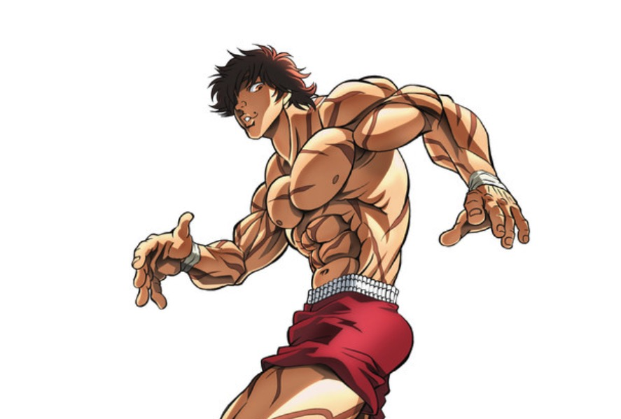 Baki TV Anime Offers a Peek at Its Violent Action