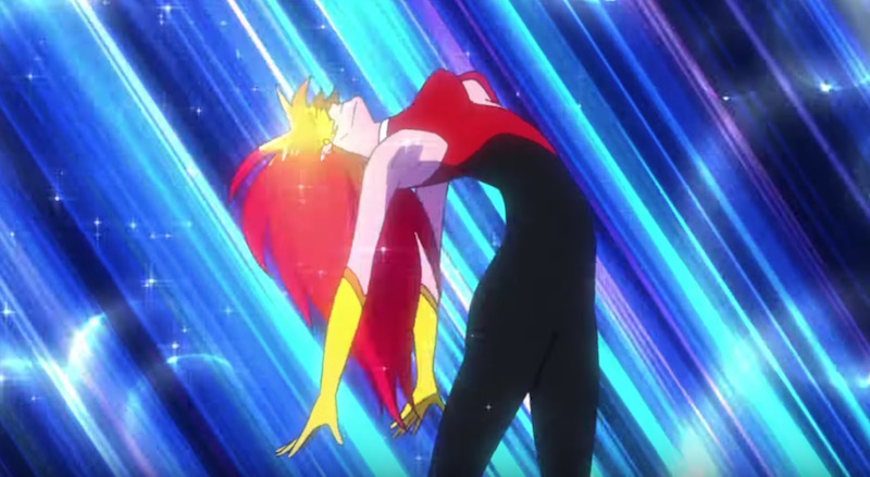 Cutie Honey Universe Anime Casts Yui Horie and Shintarou Asanuma