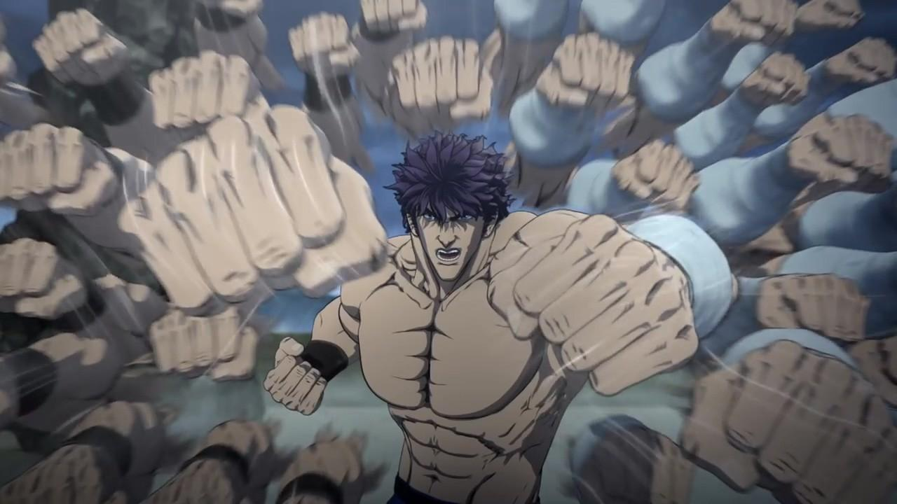 fist of the blue sky regenesis