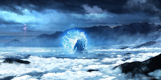 Second Godzilla Anime Film Reveals Poster and Details