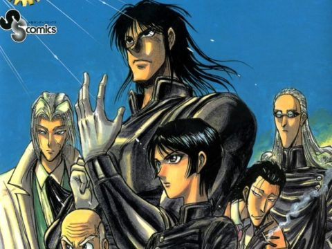 Ushio and Tora Creator's Karakuri Circus Manga Gets Anime Adaptation