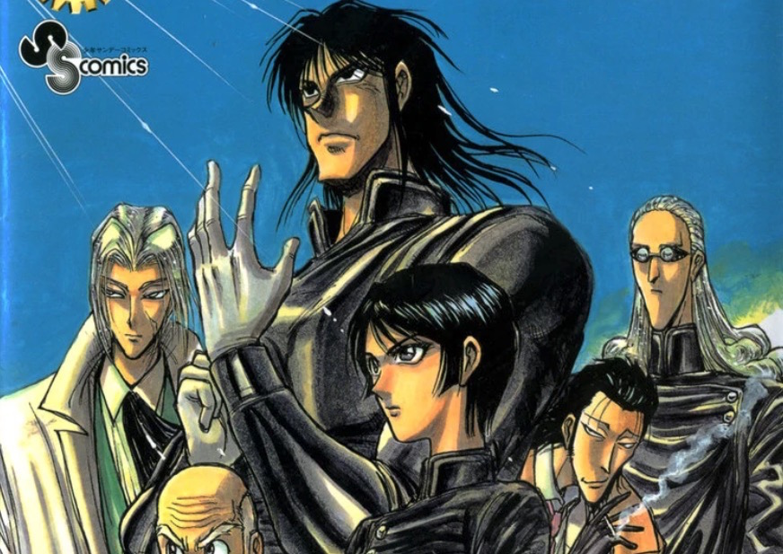 Ushio and Tora Creator's Karakuri Circus Manga Gets Anime Adaptation