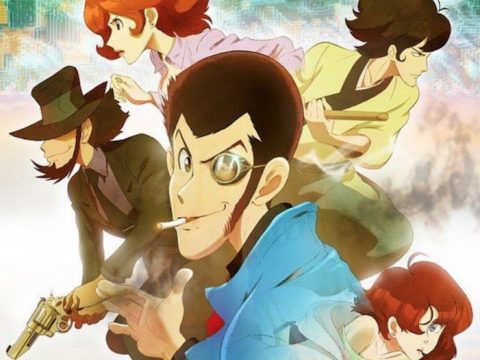 Lupin The Third Part 5 Anime Promo Gets Technical