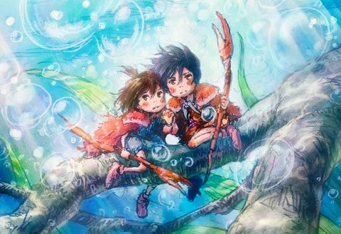 Studio Ponoc Announces Series of Anime Short Films