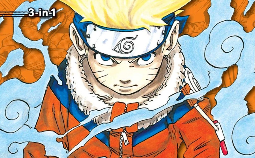 Naruto Author is Hard at Work on New Serialized Manga