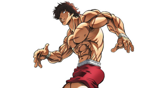 baki Archives - Otaku USA Magazine