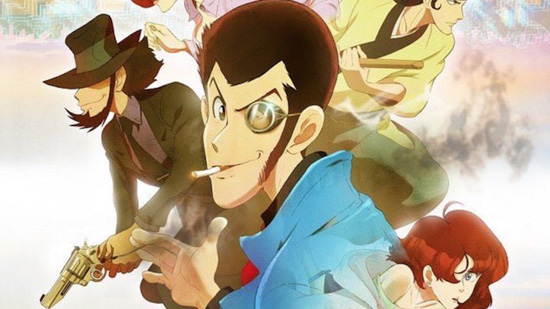Crunchyroll to Stream Lupin the 3rd Part 5 Anime