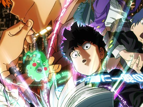 Mob Psycho 100 Gets Second Season