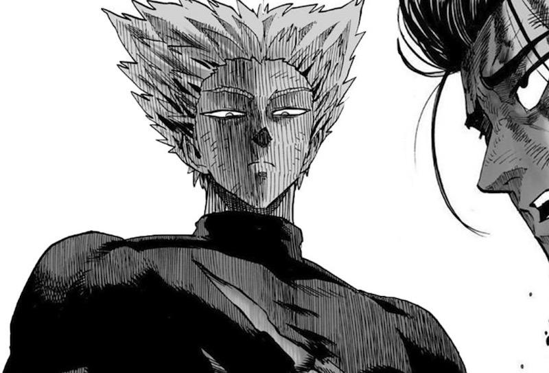 One-Punch Man Anime Casts Garo for Season 2