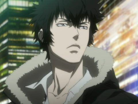 Psycho-Pass Meets Godzilla in AnimeJapan Visual