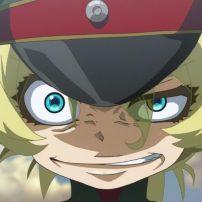 Saga of Tanya the Evil Anime Film Teased in Key Visual