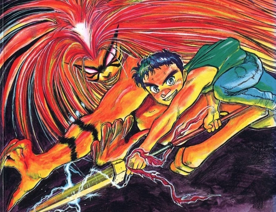 Ushio and Tora Manga Author Has Big Announcement Planned