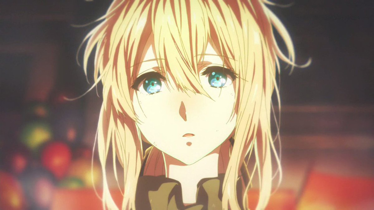 Violet Evergarden Hits Netflix April 5 in the U.S.