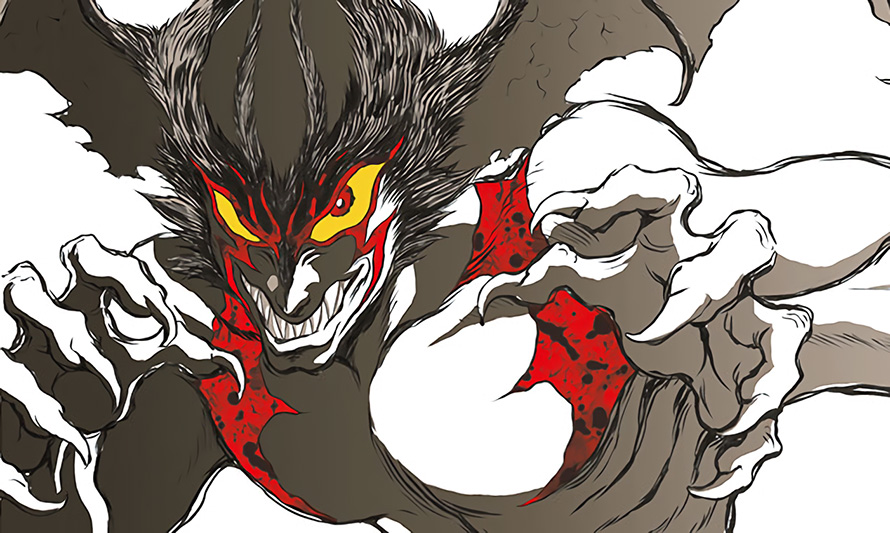 [Review] Devilman: Grimoire Vol. 1