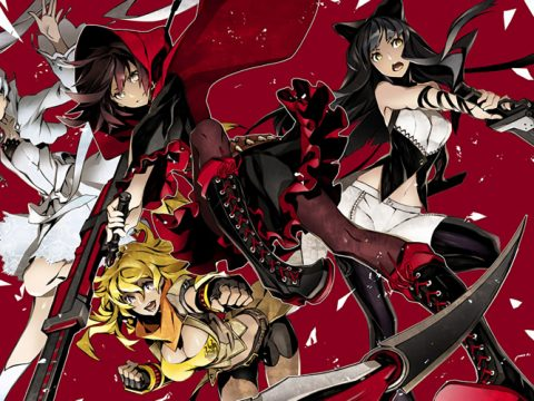 RWBY Volume 1 [Review]