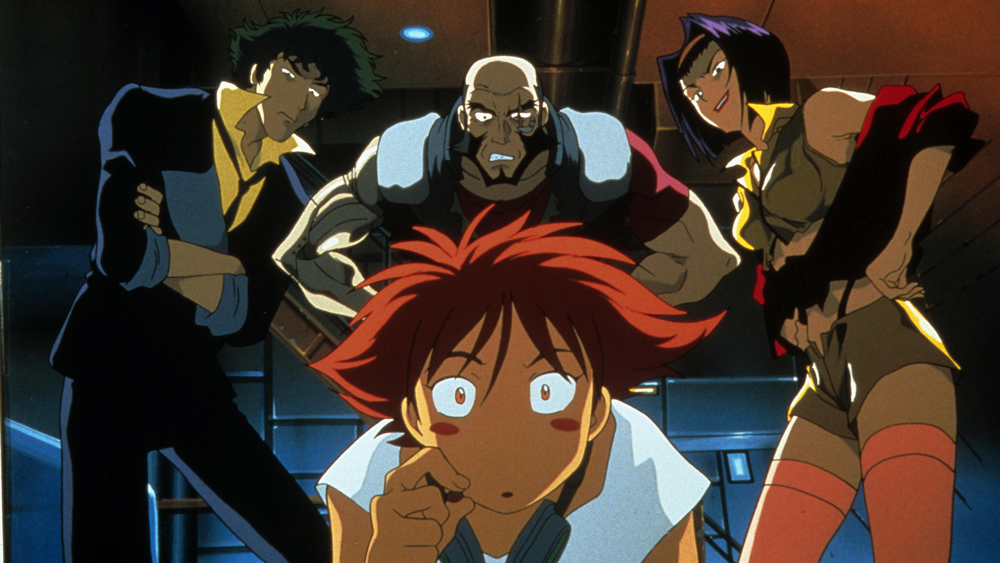 Live-Action Cowboy Bebop TV Series is Coming to Netflix